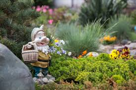 Предметы Садового интерьера